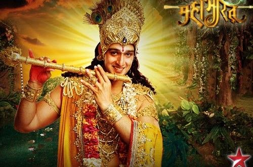 Krishna And Arjuna At The Battlefield Of Kurukshetra Hindu Posters Reprint On Bhagavad Gita Lord Krishna Wallpapers Lord Krishna Images