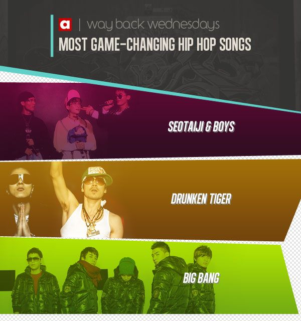 WBW: Most Game-Changing Hip-Hop Songs in K-Pop