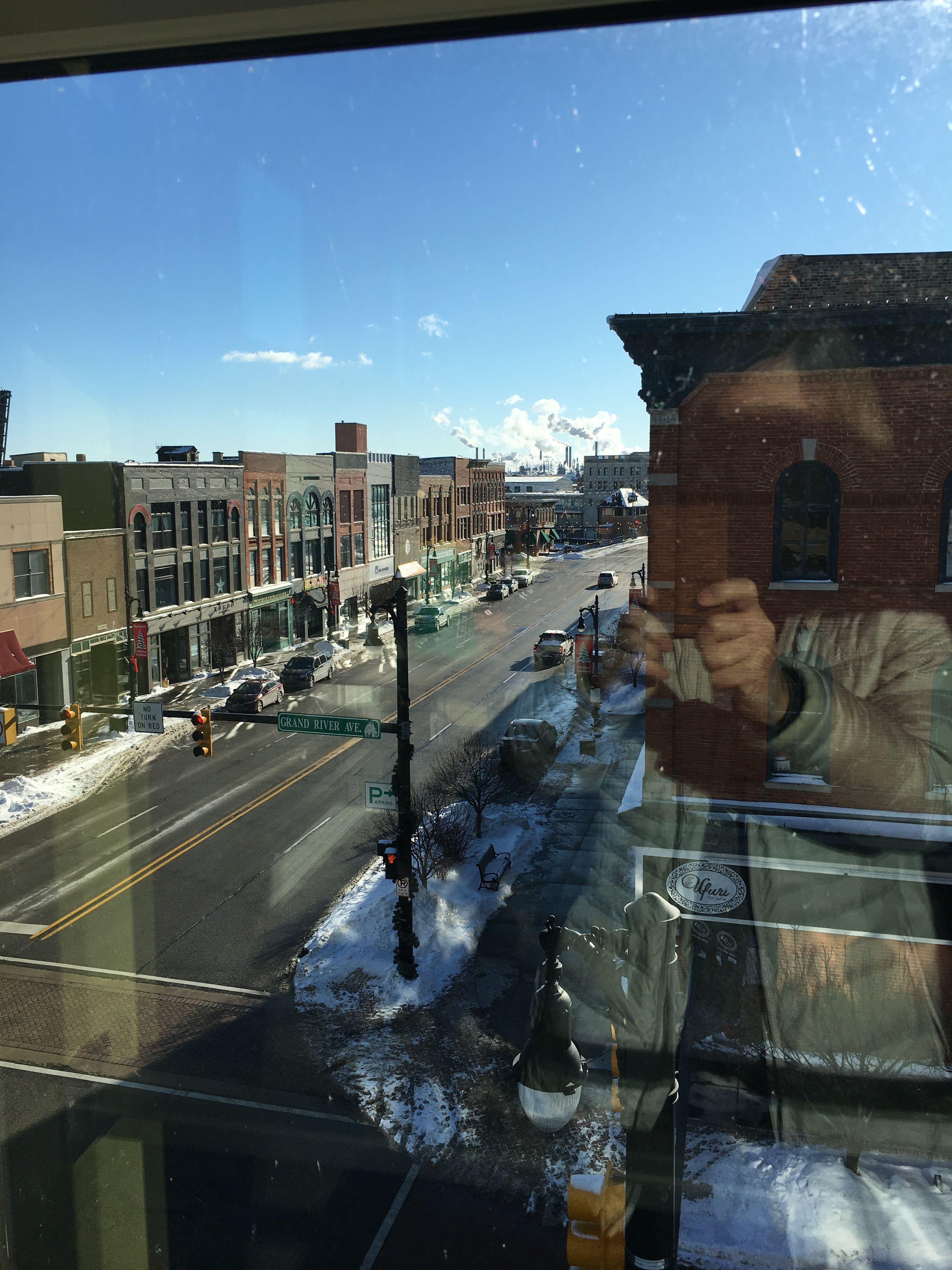 Sperry's 12/2017 Port huron, Huron, Michigan