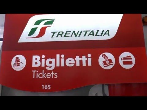 From cruise port Civitavecchia to train station by bus - a complete video tour