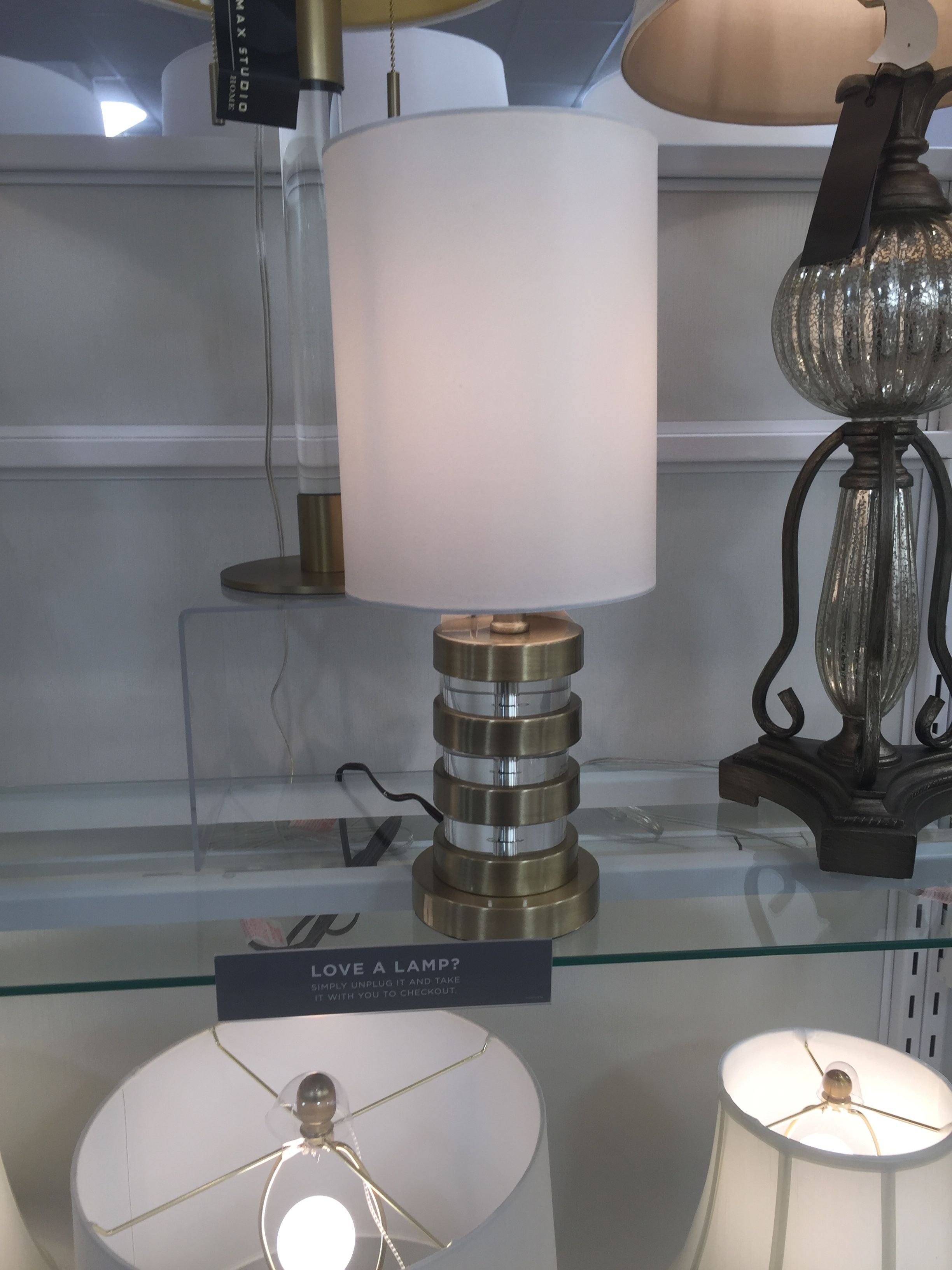 Home goods home goods home table lamp