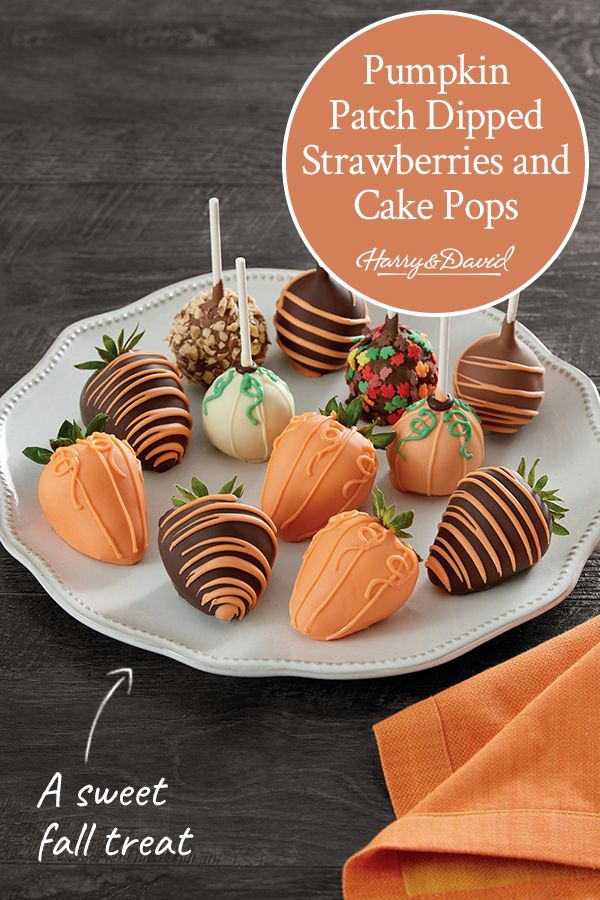 Pumpkin Cake Pops - Clever Housewife