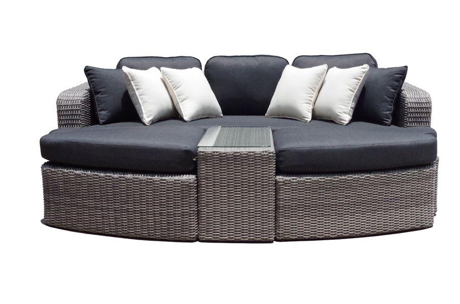 Bay Gallery Furniture Store - NOOSA IN HALF ROUND WICKER, $1,59900