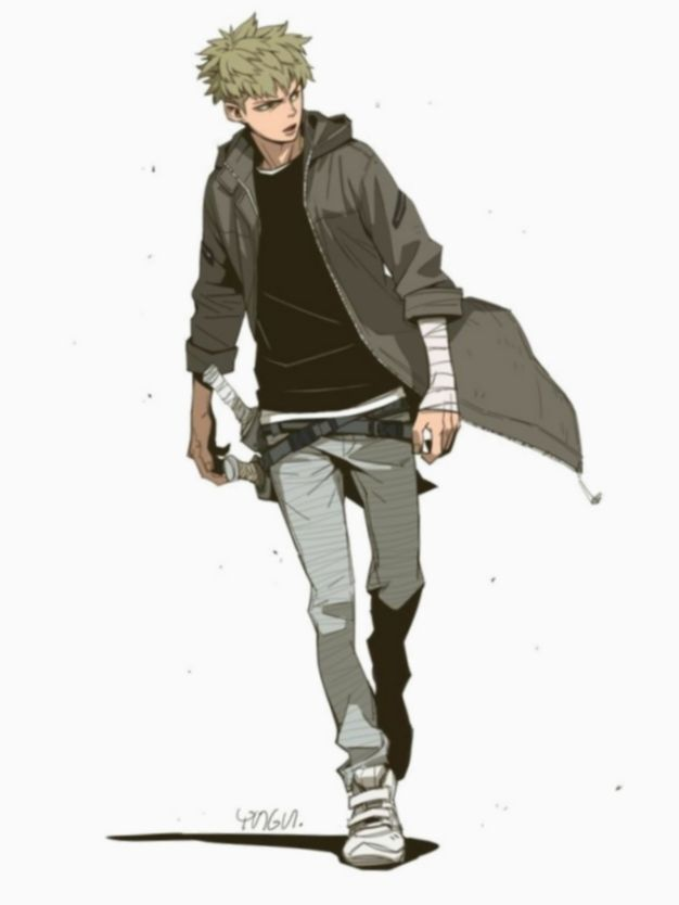 21 Anime Poses Male Walking Concept Art Drawing Anime Character Design Character Design