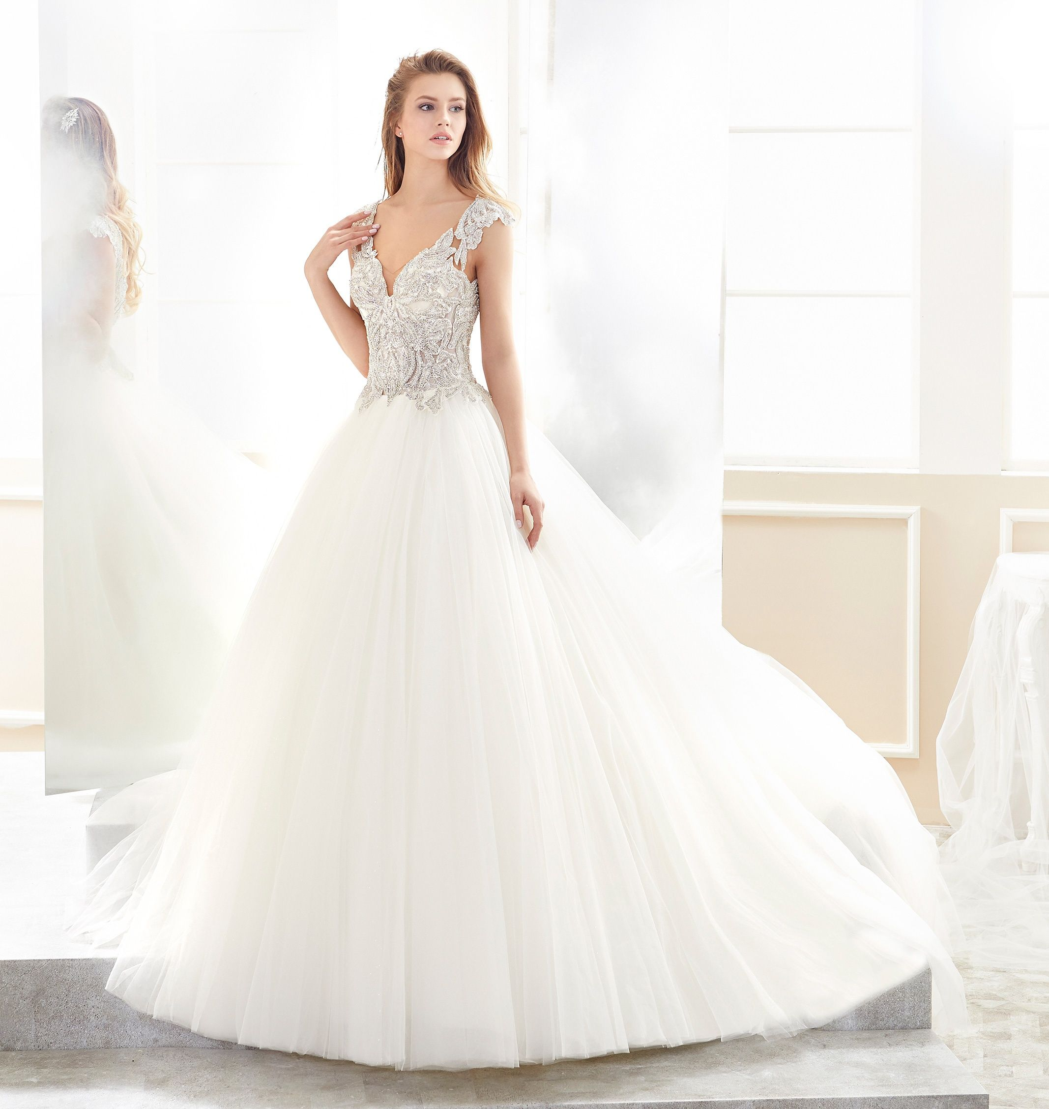 Pin von claudia thiel auf Brautkleider - Wedding Dresses für Samy ...