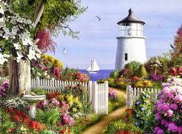 Resultado de imagen para paisajes primaverales