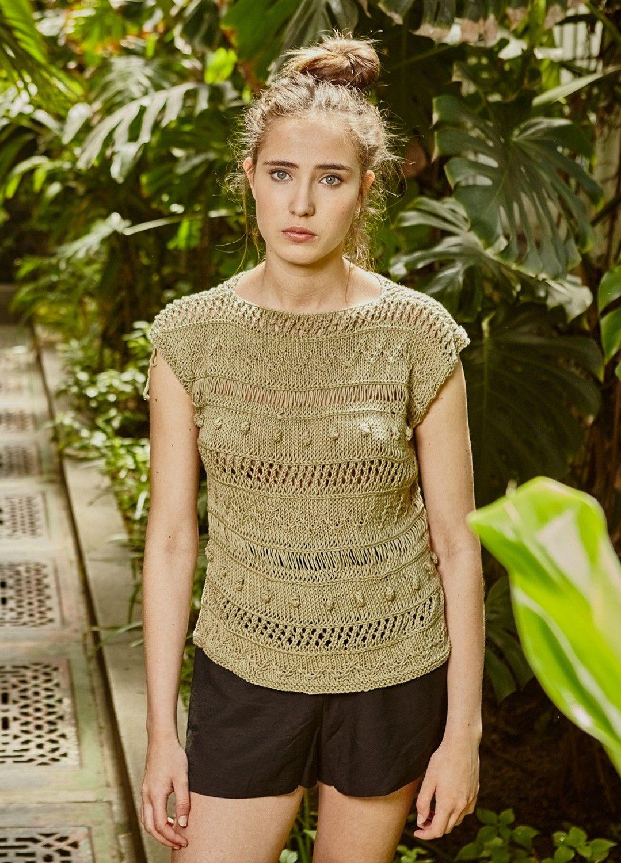 kit tricot coton
