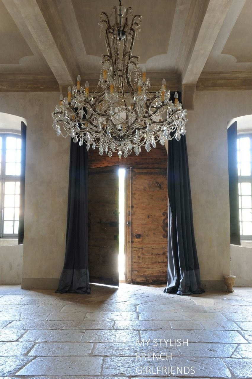 Chandelier in the style of country for home interior