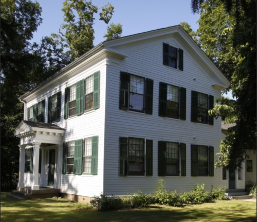 The Beautiful Old Stanford Farm House In Cuyahoga Valley