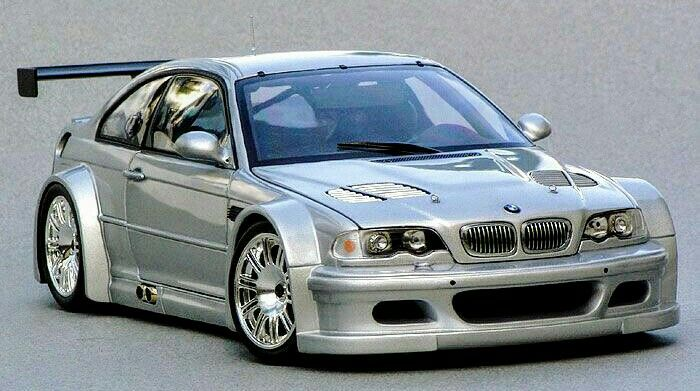 Bmw M3 E46 Gtr Bmw The Ultimate Driving Machine Germany 2001