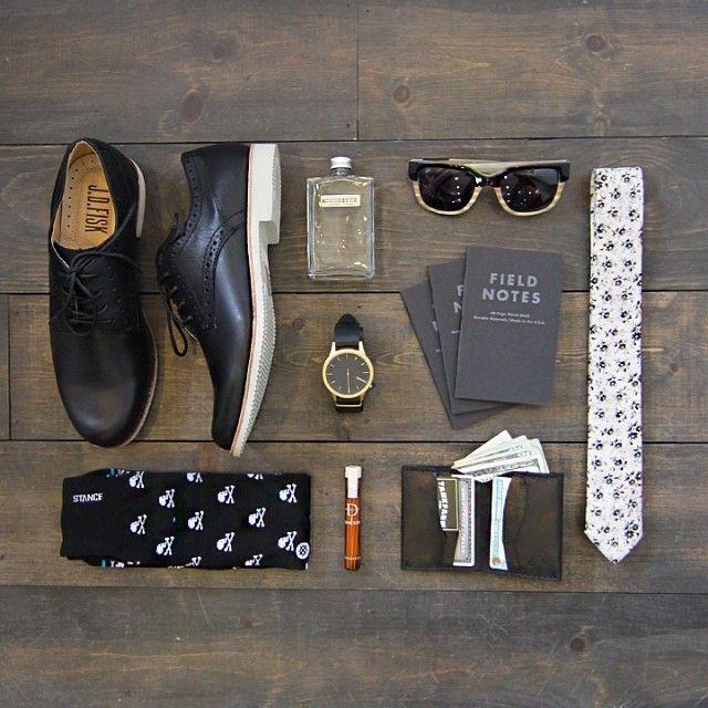 Essential Accessories For Any Gentlemen  JD Fisk Komono