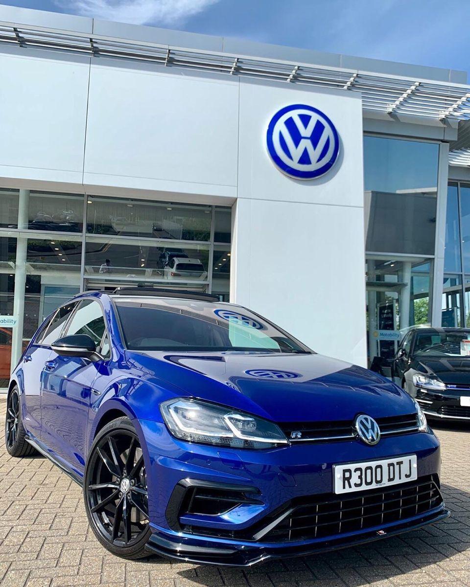 Lapiz Blue Golf R Volkswagen Golf Gti Volkswagen Golf R Car Volkswagen