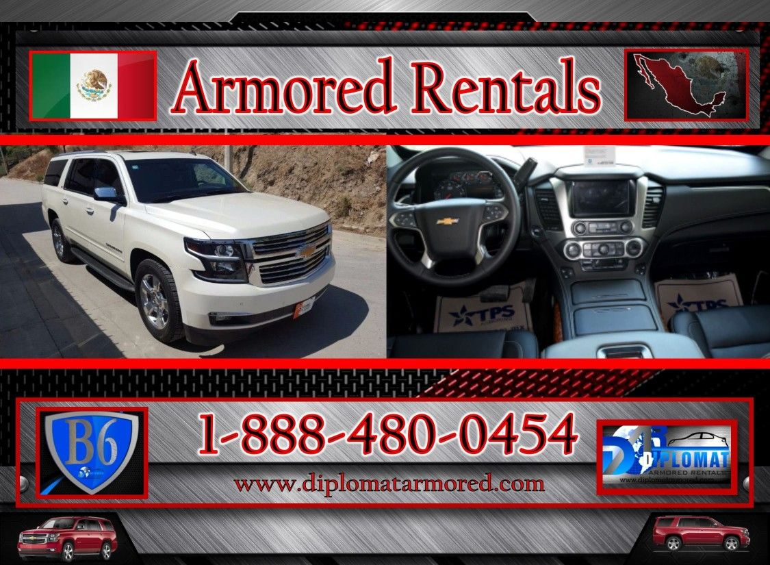 Armored Suv For Rent In Mexico Armored Truck Armored Vehicles Armor