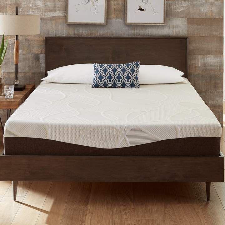 Alwyn home 10 firm gel memory foam mattress gel memory