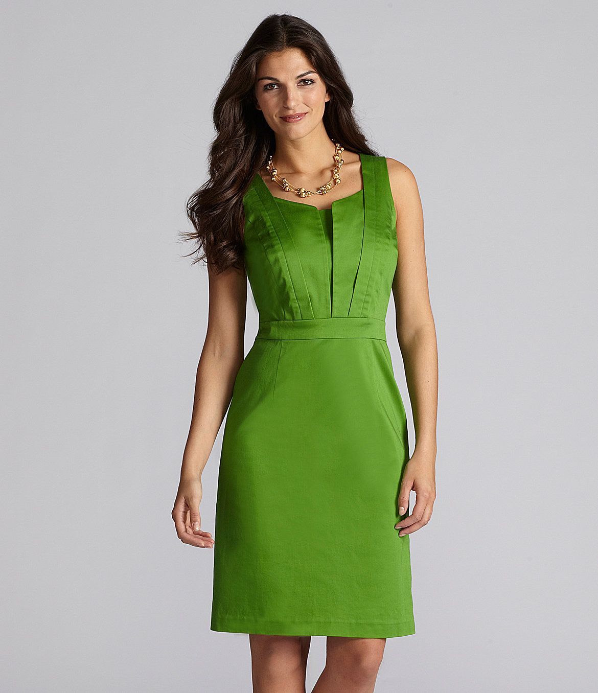 Alex Marie Viola Sleeveless Cotton Dress from Dillards.com; $129 -- wait til it's on sale! (Maumee)
