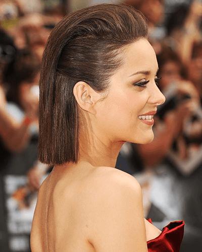frisur lange haare nach hinten | bob frisur glattes haar