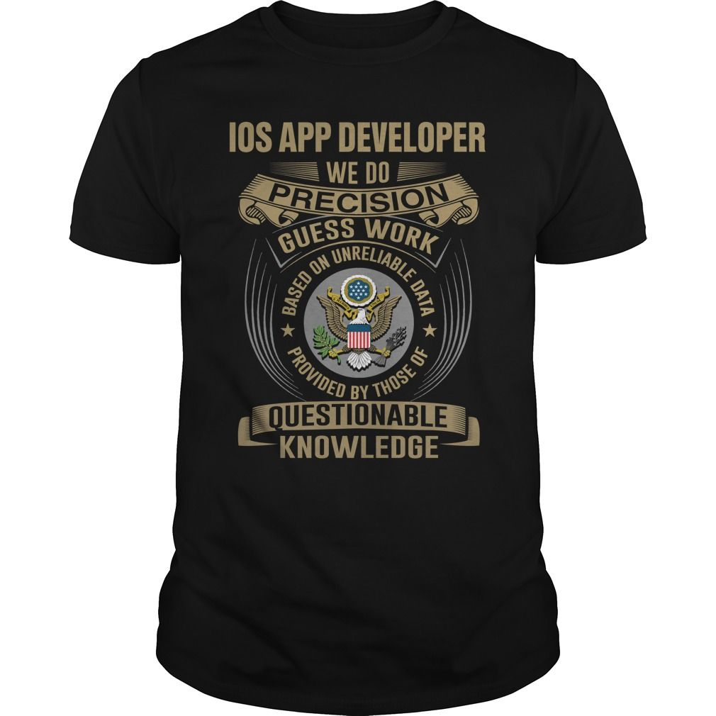 (Deal Tshirt 1hour) IOS APP DEVELOPER-WE DO Shirts This Month Hoodies, Tee Shirts
