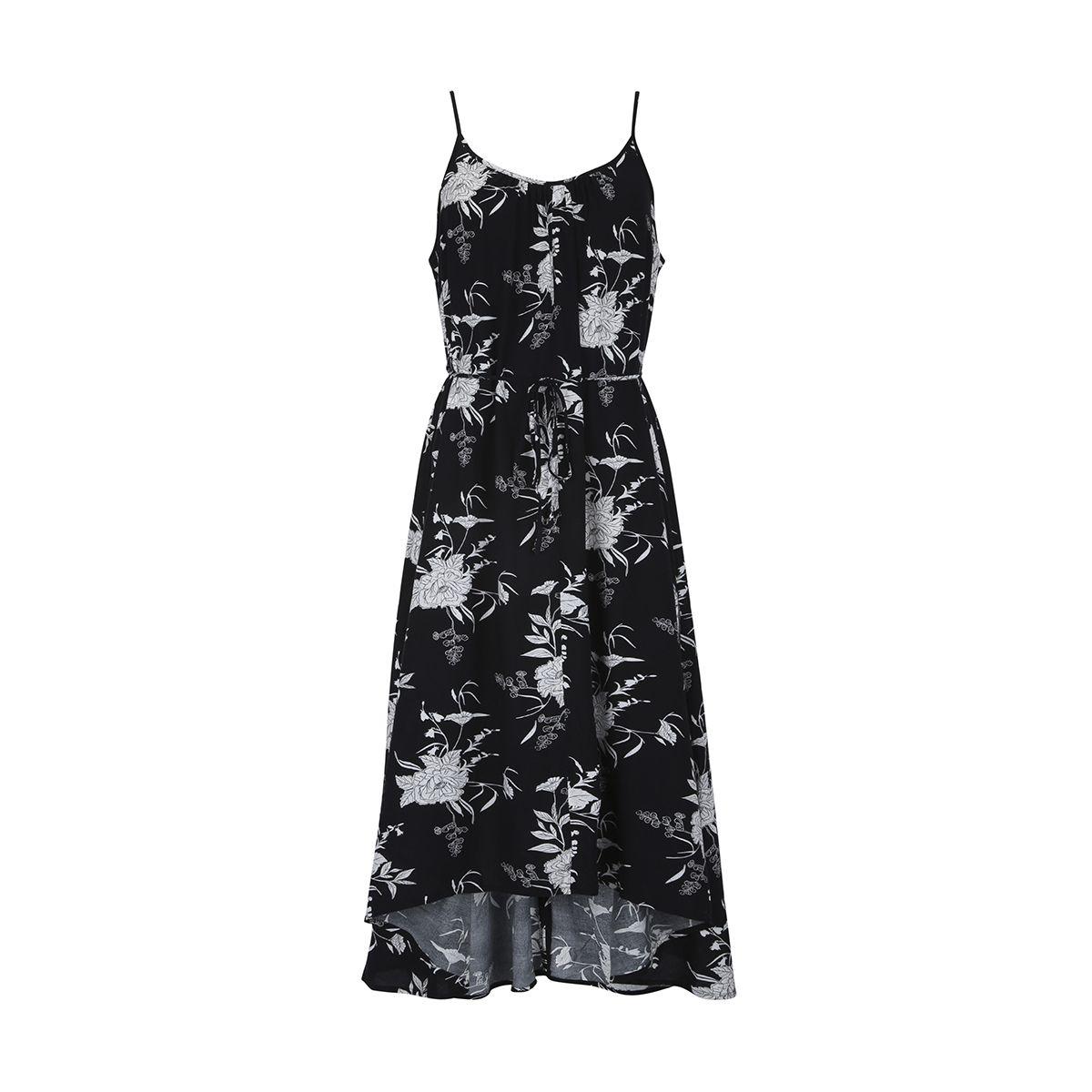 Plus Size Sleeveless Woven Maxi Dress | Kmart | Wishlist ...