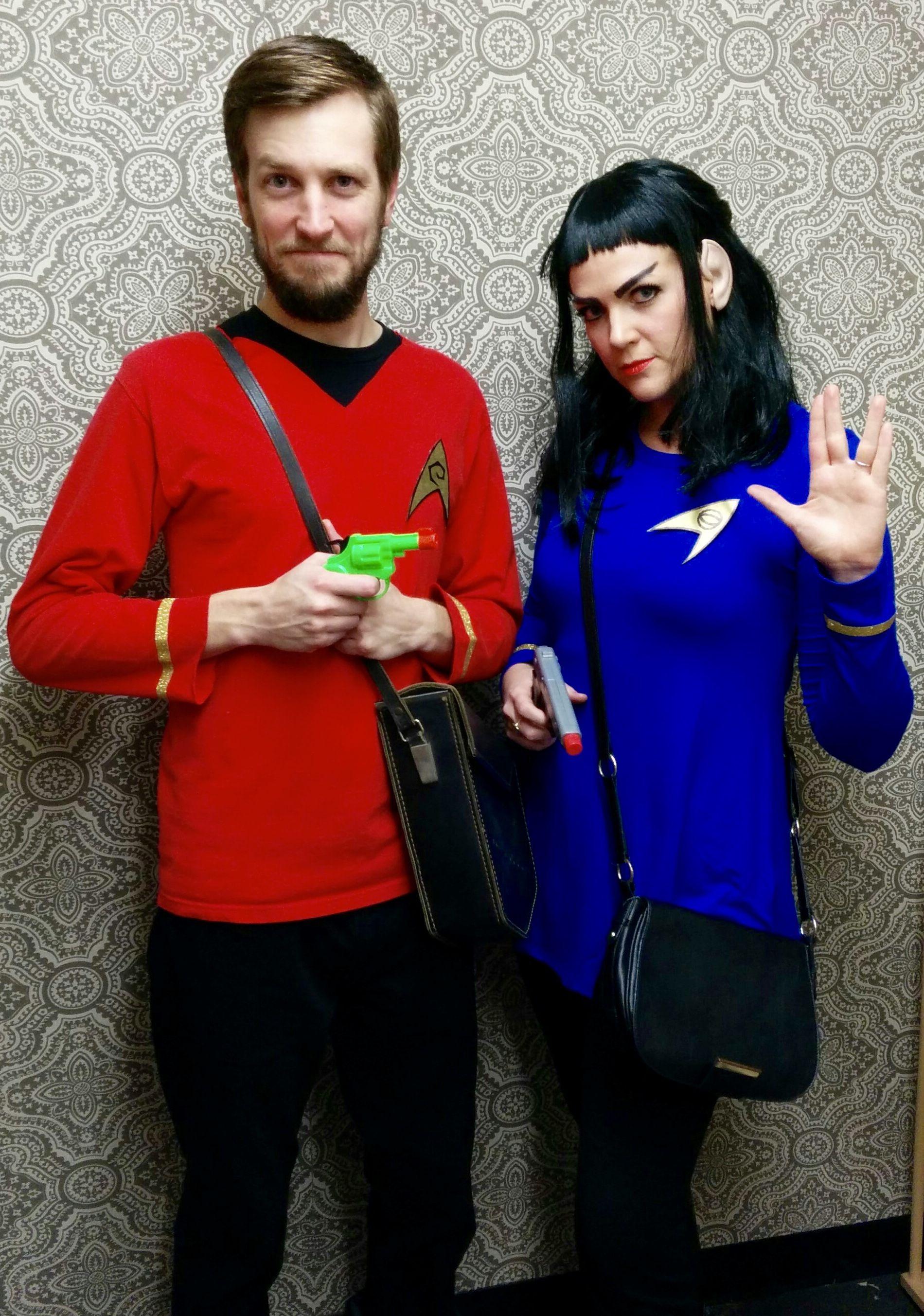 Pin On Star Trek Convention