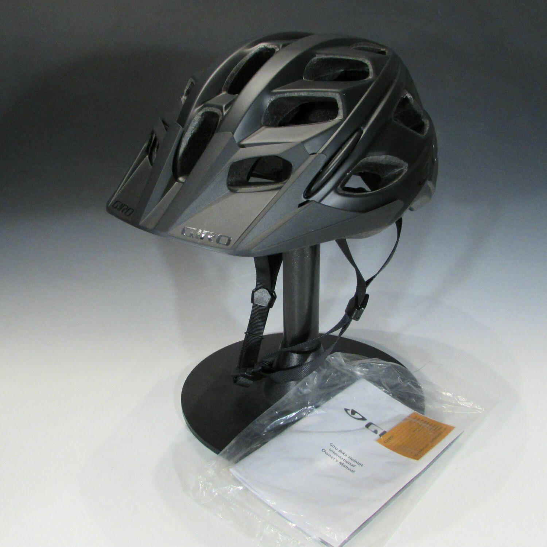 Giro Hex Mountain Bike Helmet Matte Black Medium 55 59 Cm