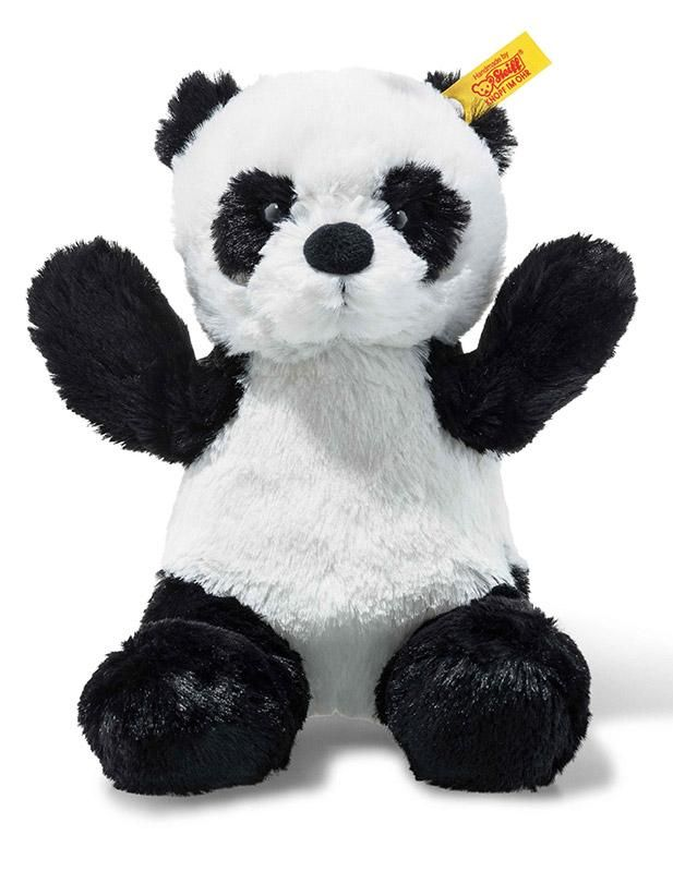 Soft Cuddly Friends Ming Panda by Steiff Teady bear