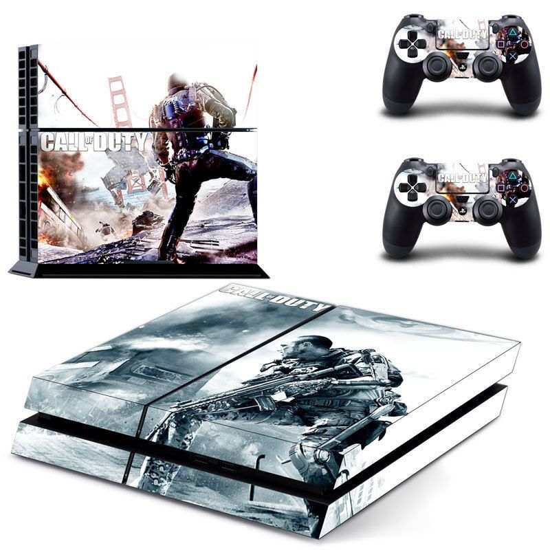 Call Of Duty Modern Warfare Decal Skin Sticker For Ps4 Console And 2 Controllers Ebay