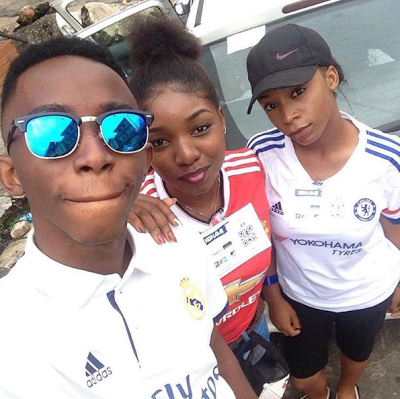 Photo Seye Kehinde Jr, Miss Queen Esther Hall, Somuyiwa
