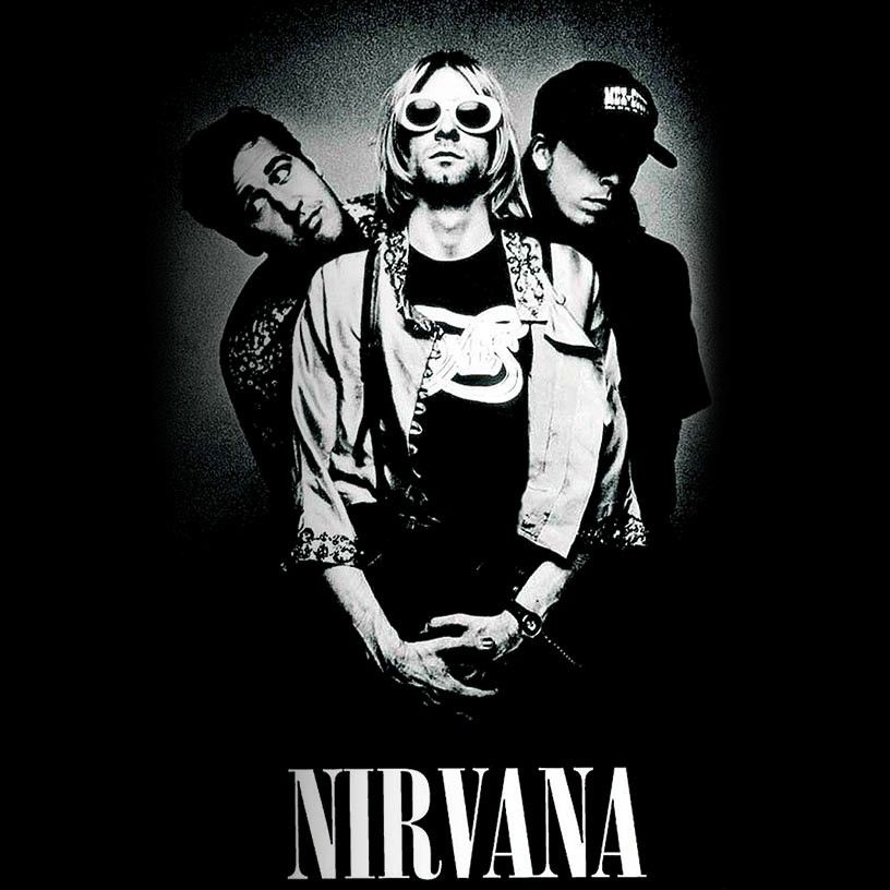 a history of the band nirvana The name of the type used for the wordmark is onyx there is an interesting story behind it, including two participants: lisa orth, who designed the band's logo, and grant alden, who used to be art director of the label that released nirvana's debut album.