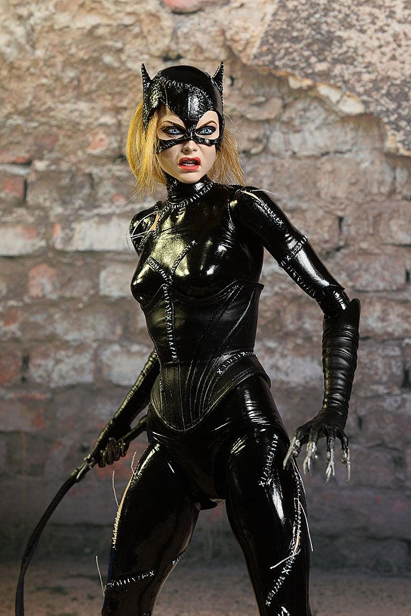 Catwoman Batman Returns 1/4 scale action figure & Catwoman Batman Returns 1/4 scale action figure   Batman returns ...