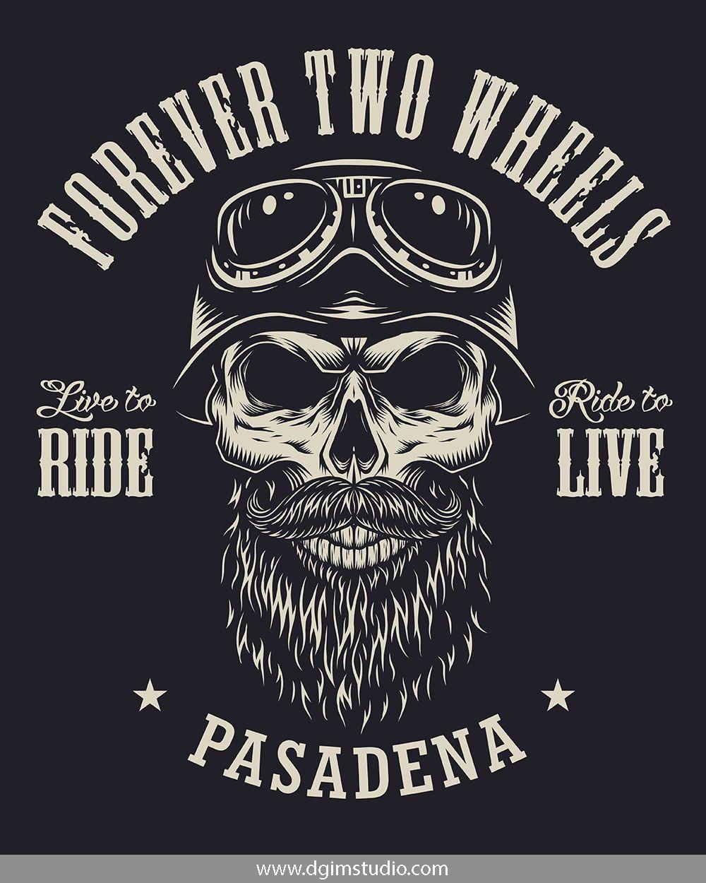 Motorcycle Bundle Biker Logo Design Motorcycle Illustration Motorcycle Logo