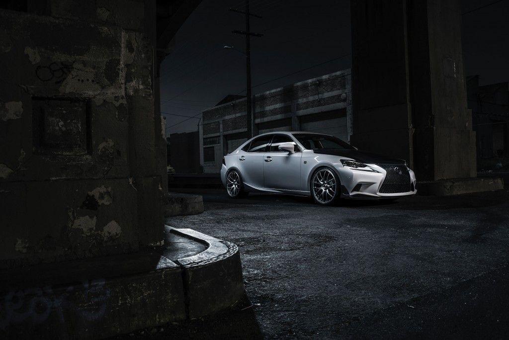 Lexus Bringing Custom IS Sedans And LFA To SEMA Lexus