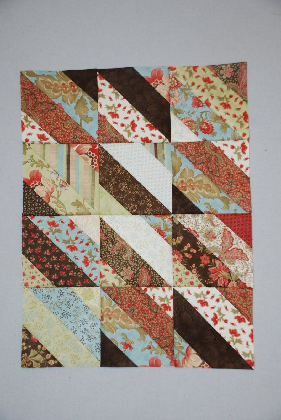 Jelly Roll Quilt Pattern Love These Fabric Colors