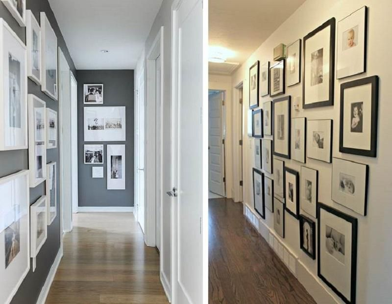 galeria 2 ideas increbles para decorar tu pasillo - Pasillos Decoracion