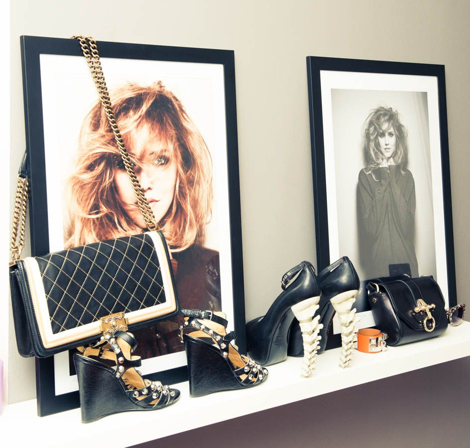 Armadio Scarpe Ferragni Chiara Ferragni Part Two H O M E Decoration All Rooms