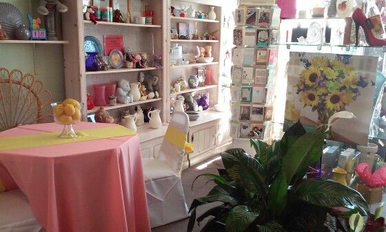 Come and see our beautiful shop for yourself