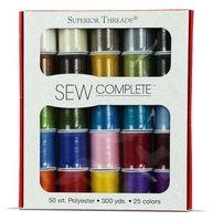 Sew Complete 25 Spool Set
