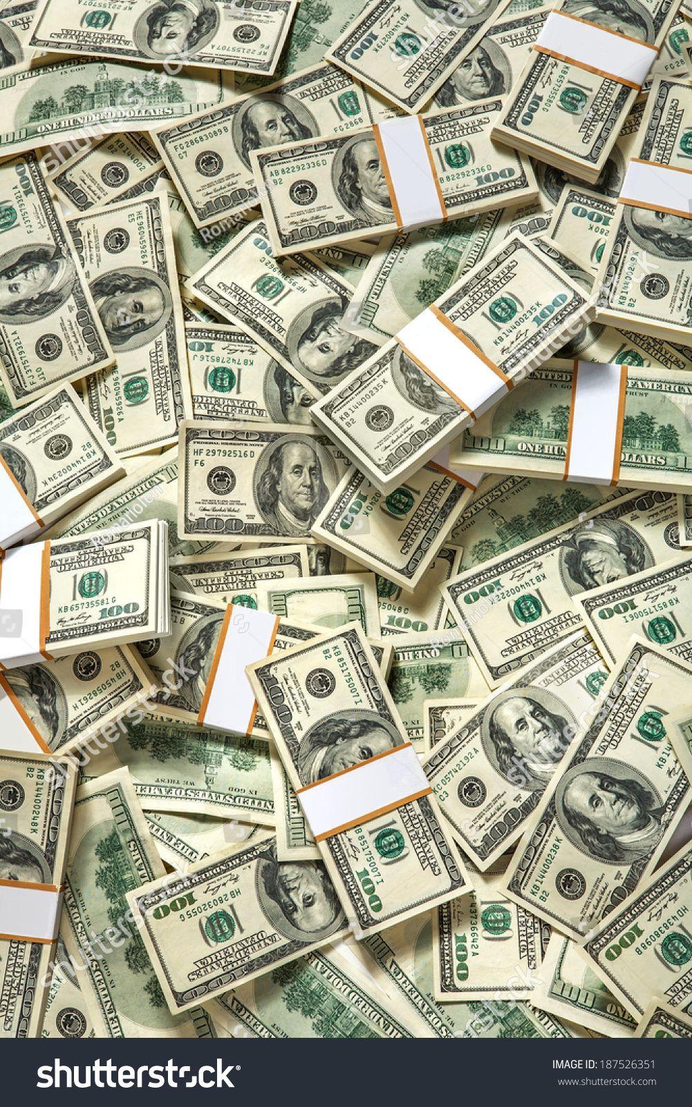 Pin By Latoya On Money Dollar Money Money Stacks Money