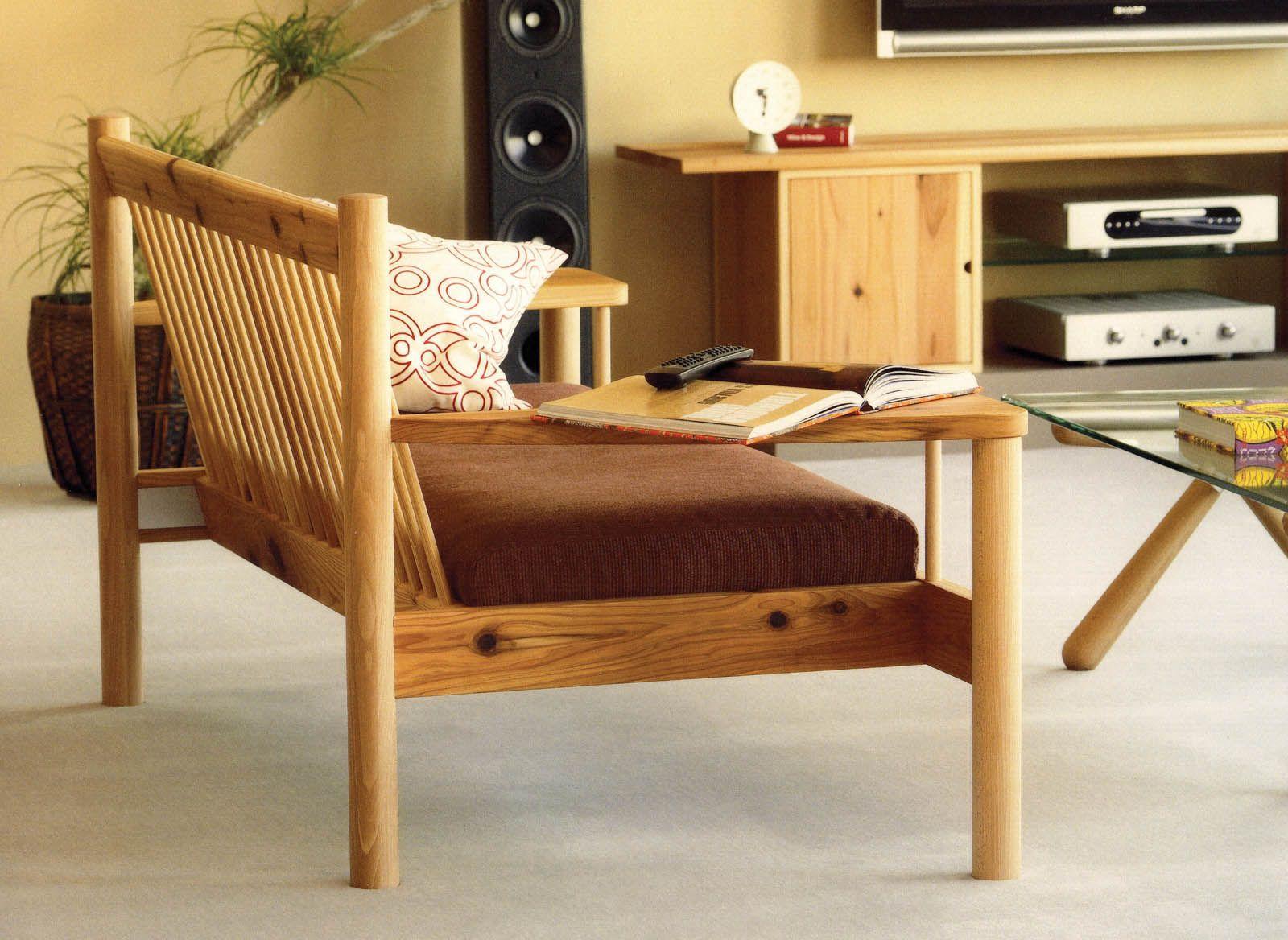 Japan's 'hidden treasure' forms furniture line Furniture
