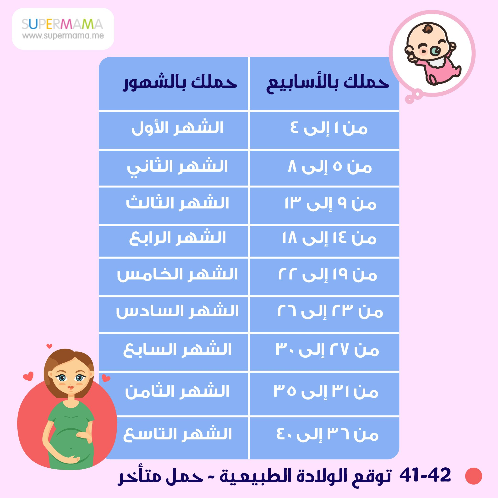 Pin On Pregnancy الحمل