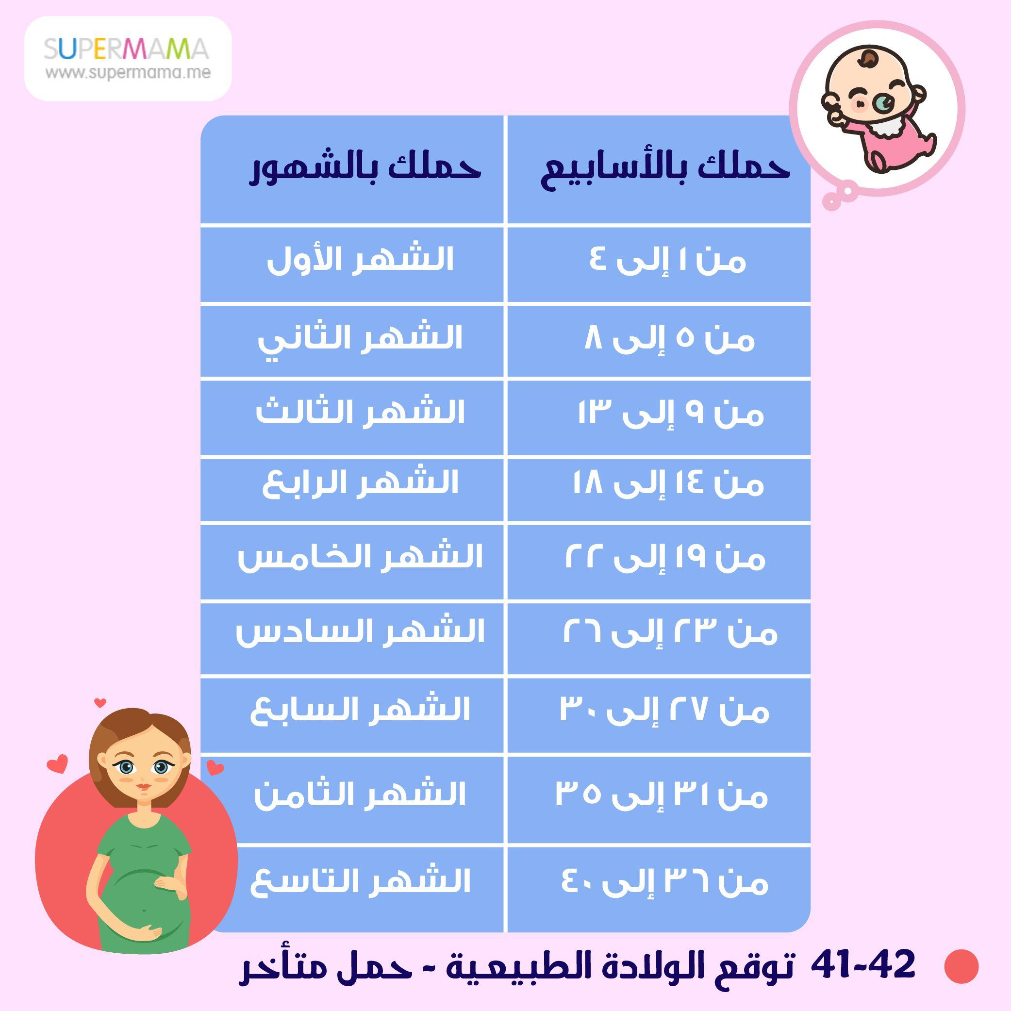 Pin On Pregnancy الحمل