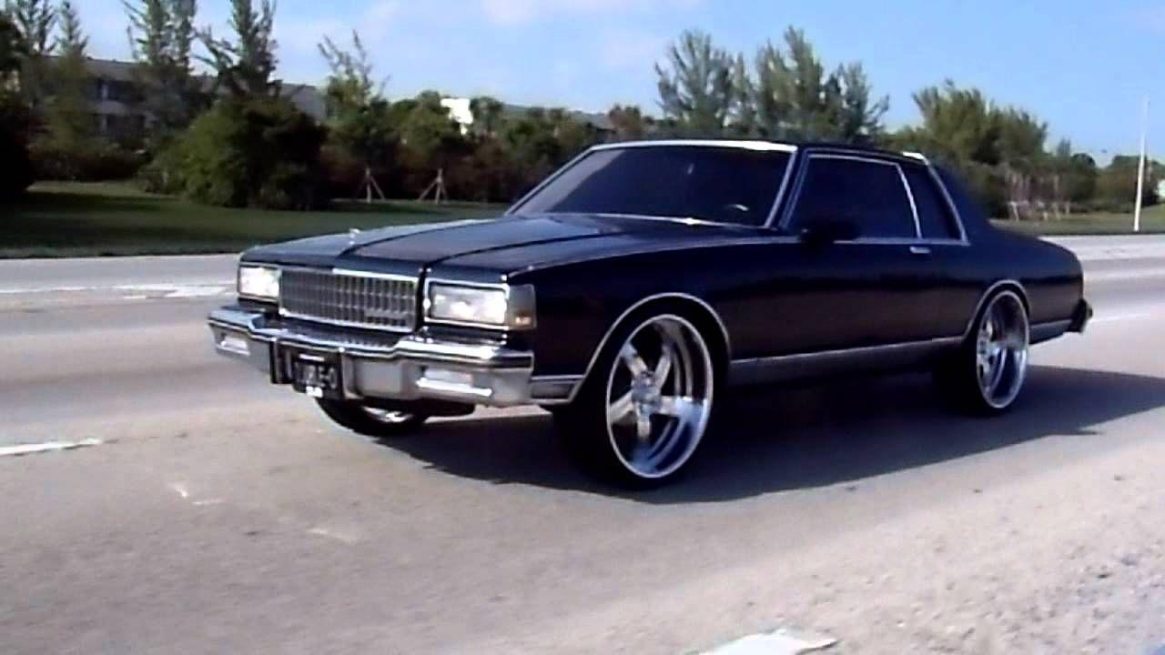 Video Of Double O S 87 Landau Caprice Box Chev Bonspeed Sweep Wheels 5 Spoke Chevrolet Caprice Landau Lowriders