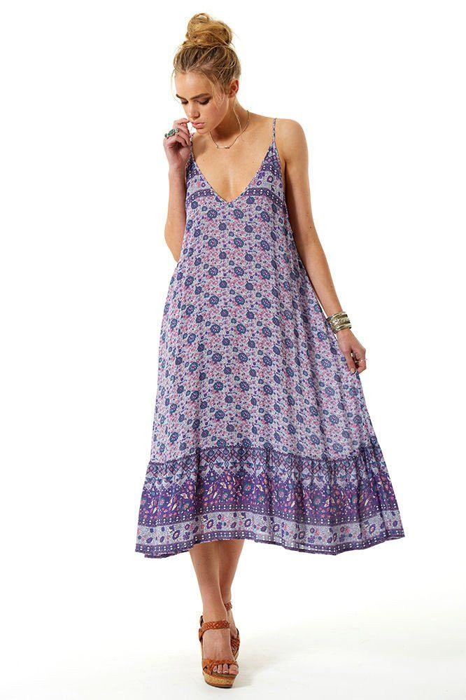 Spell & The Gypsy Collective - Spell Kombi Sundress Lavender