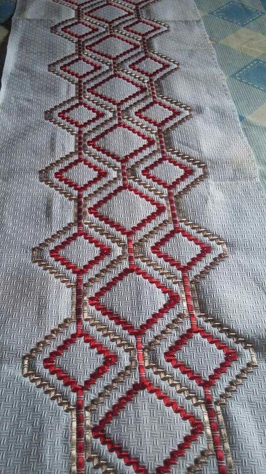Pin de Audrey Gotsch en Huck Weaving/ Swedish Weaving | Pinterest ...