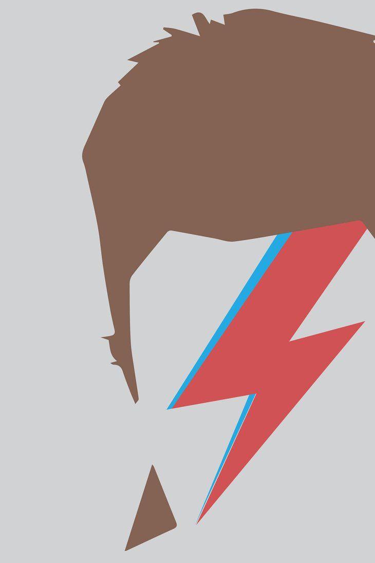 David Bowie Wallpaper - WallpaperSafari  David Bowie Ziggy Stardust Wallpaper