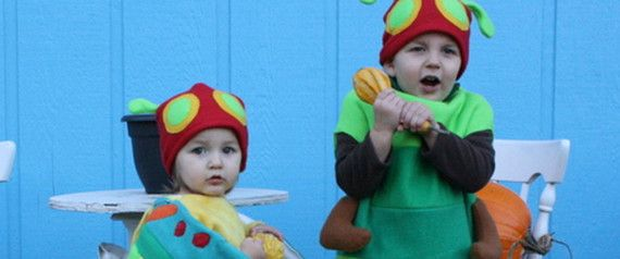 54 Cute, Creepy And Clever Halloween Costumes For Siblings Clever - awesome halloween costume ideas