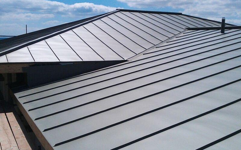 Zinc Roofing Copper Roofing Metal Sheet Roofing In Cornwall Solar Roof Zinc Roof Solar Roof Tiles