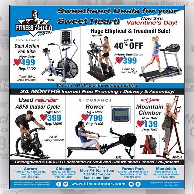 746f1f5807ab Sweetheart Deals! Visit us this weekend in Aurora Chicago (Bucktown ...