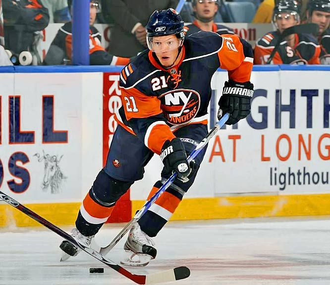 Kyle Okposo Stats And News Nhl Players New York Islanders Hockey Players