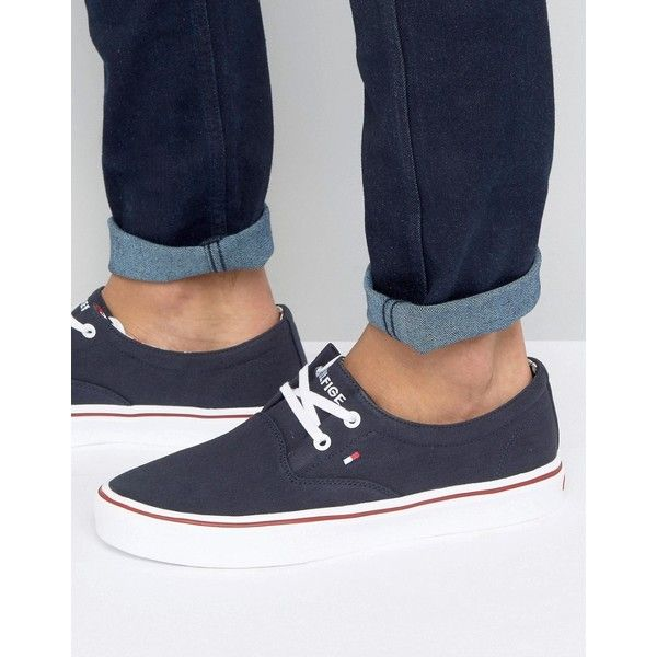 Sneakers fashion, Navy blue sneakers