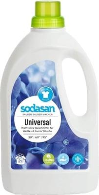 Sodasan Univerzalni Tekoci Detergent Limeta In 2020 Detergent Dish Soap Bottle Soap Bottle